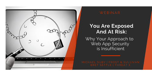 Exposed & At Risk | Secure Your Web Apps